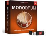 【10月発売予定】 〔プラグインソフト〕フィジカルモデリングドラム音源 MODO DRUM クロスグレード
