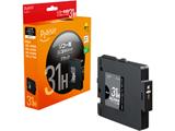 PLE-RC31HB (リコー GC31KH対応/互換インクカートリッジ/ブラック)