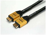 15m イコライザー付きHDMIケーブル(HDMI⇔HDMI) HDM150-006 ゴールド