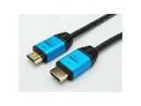 HYBHDA15-507BL HDMIケーブル ブルー [1.5m /HDMI⇔HDMI /イーサネット対応]
