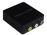 HDCV-001 HDMI-コンポジットコンバーター AC不要タイプ