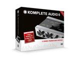 【期間限定特価】 KOMPLETE AUDIO 6 (高品位オーディオ・インターフェイス)