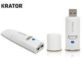 【在庫限り】 KRATOR BT-1000(Bluetoothミュージックレシーバー)