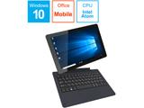 ノートPC WiZ KIC102HD-DN ダークネイビー [Atom・10.1インチ・eMMC 32GB・メモリ 4GB]