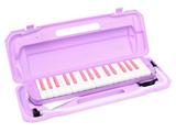 鍵盤ハーモニカ P3001-32K/LAV ラベンダー