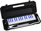 鍵盤ハーモニカ P3001-32K/BKBL ブラック/ブルー