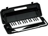 鍵盤ハーモニカ P3001-32K/BK ブラック