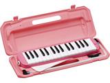 鍵盤ハーモニカ P3001-32K/PK ピンク