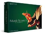 MusicScore3 (ミュージックスコア 3/譜面作成ソフト)