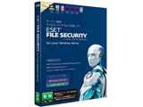 ESET File Security for Linux / Windows Server (新規) ダウンロードライセンス/Win版 or Linux版