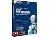 ESET File Security for Linux / Windows Server (更新) ダウンロードライセンス/Win版 or Linux版