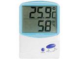 温湿度計 O-206-BL