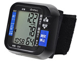 BM-100BK 血圧計 ブラック [手首式]