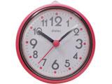 【在庫限り】 おふろクロック「スパタイム」 C-110PK2 (ピンク)