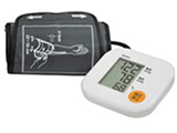 BM-201WT 血圧計 ホワイト [上腕(カフ)式]