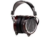 平面磁界・全面駆動式ヘッドホン LCD-4 Macassar Ebony w/travel case 100-L4-1010-01【ハイレゾ音源対応】