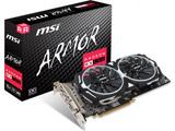 【在庫限り】 MSI Radeon RX 580 ARMOR 8G OC