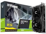 【在庫限り】 ZOTAC GAMING GeForce GTX 1660 6GB GDDR5