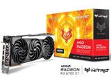 【店頭併売品】 グラフィックボード NITRO+ Radeon RX 6700 XT OC 12G GDDR6  SAP-NITROPRX6700XT12GBOC/11306-01-20G [Radeon RXシリーズ /12GB]