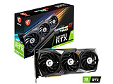 グラフィックボード MSI GeForce RTX 3070 GAMINGZ TRIO