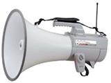 ワイヤレスメガホン (30W・ホイッスル音付) ER-2830W