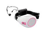 ハンズフリー拡声器(ホワイト&ピンク)ER-1000PK