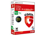 〔Win版〕 G DATA インターネットセキュリティ 1年1台 [Windows用]