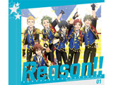 THEIDOLM@STER SIDEM ANIMATION PROJECT01「REASON!!」 初回限定盤 CD