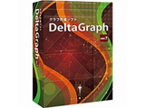 〔Mac版〕 DeltaGraph 7J (デルタグラフ 7J)