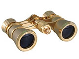 双眼鏡 SA-58CF 3×25mm オペラグラス ゴールド