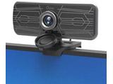 【在庫限り】 ウェブカメラ マイク内蔵(コネクタUSB接続)   JWC-T200-BK