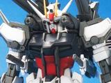 MG 1/100 ストライクガンダム + IWSP 【機動戦士ガンダムSEED】