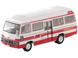 【2020/01月発売予定】 トミカリミテッドヴィンテージ LV-184b トヨタ コースター ハイルーフ デラックス車(白/赤)