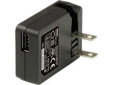3DS用 USB ACアダプター ミニ (3DS LL/3DS/DSi LL/DSi対応) [CY-3DSUSADM-BK]