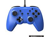 SWITCH用ジャイロコントローラーライト有線タイプ ブルー CY-NSGYCL-BL CY-NSGYCL-BL ブルー