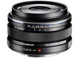 カメラレンズ M.ZUIKO DIGITAL 17mm F1.8【マイクロフォーサーズマウント】(ブラック)