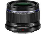 カメラレンズ M.ZUIKO DIGITAL 25mm F1.8【マイクロフォーサーズマウント】(ブラック)