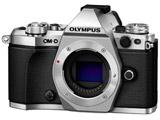 OM-D E-M5 Mark II ミラーレス一眼カメラ シルバー [ボディ単体]