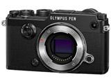 OLYMPUS PEN-F ボディ ブラック [マイクロフォーサーズ] ミラーレス一眼カメラ