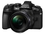 OM-D E-M1 Mark II 12-40mm F2.8 レンズキット ブラックミラーレス一眼カメラ