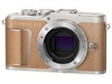 PEN E-PL9 ボディ ブラウン [マイクロフォーサーズ] ミラーレス一眼カメラ