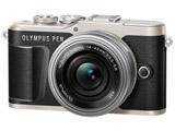 PEN E-PL9 ミラーレス一眼カメラ 14-42mm EZレンズキット ブラック [ズームレンズ]