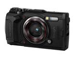 TG-6 コンパクトデジタルカメラ Tough(タフ) ブラック [防水+防塵+耐衝撃]