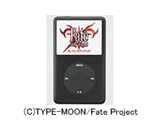 iPod classic 80GB (FATE/STAY NIGHT DIGITAL PLAYER 聖櫃)