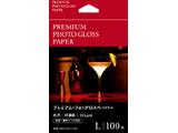BKS170-L/100 プレミアム・フォトグロスペーパー(L判/100枚) 【ビックカメラグループオリジナル】
