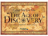 """TrySail First Live Tour """"The Age of Discovery"""" 初回生産限定版 DVD"""