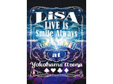 【特典対象】【03/04発売予定】 LiSA:LiVE is Smile Always 364+JOKER at YOKOHAMA ARENA BD 通常版 ◆先着購入特典:オリジナルA5クリアファイル