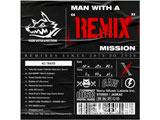 """MAN WITH A MISSION/ MAN WITH A """"REMIX"""" MISSION"""