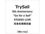 """【2021/01/20発売予定】 TrySail / TrySail 5th Anniversary """"Go for a Sail"""" STUDIO LIVE 完全生産限定盤 Blu-ray ◆ソフマップ・アニメガ特典「TrySailオリジナルブロマイド」"""