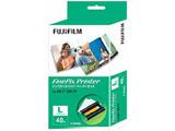 FinePix Printer専用インクカートリッジ・ペーパーセット (Lサイズ・40枚) F-ICP 40L